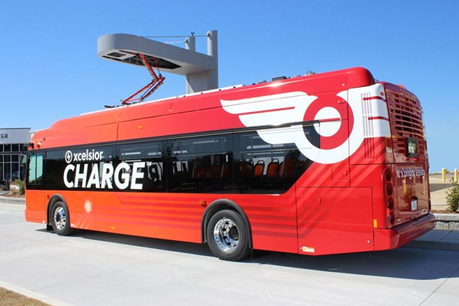 electric buses for sale